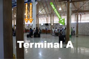 Punta Cana Airport Ankunft